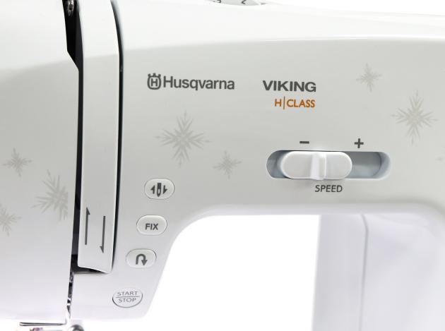 HUSGVARNA VIKING H/CLASS 100Q Husqvarna VIKING H/CLASS 100Q фото №3