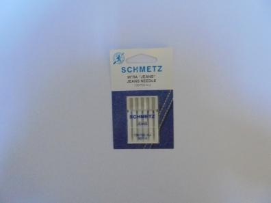 Иглы Schmetz джинс №90(5шт) 130/705 H-J № 90  фото №2