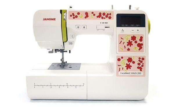 JANOME EXCELLENT STITCH 200 JANOME Excellent Stitch 200 фото №1