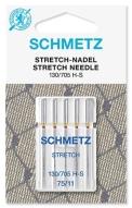 Иглы Schmetz стрейч. №75(5шт)