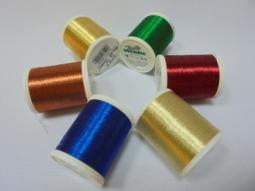 Вышивальная нить MADEIRA METALLIK №40 (1000м), в асортименте