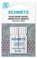 Иглы Schmetz для мережки №120 (1шт)