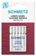 Иглы Schmetz кожа №80(5шт)