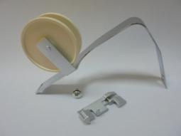 Лапка для оверлока для пришивания ленты (арт.200204208) 200204208 фото №3