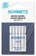 Иглы Schmetz джинс №100(5шт)
