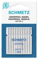 Иглы Schmetz универсальные №60 (10 шт.)