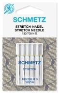 Иглы Schmetz стрейч. №90(5шт)