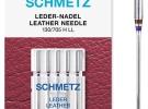 Иглы Schmetz кожа №100(5шт) 130/705 H LL № 100 фото №2