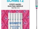 Иглы Schmetz для квилтинга №75(5шт) 130/705 H-Q № 75 фото №3