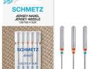 Иглы Schmetz джерси №70-90(5шт) джерси №70-90 фото №2