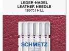 Иглы Schmetz кожа №100(5шт) 130/705 H LL № 100 фото №1