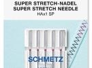 Иглы Schmetz HAX1 SP для оверлока №75(5шт) HAX1 SP фото №1